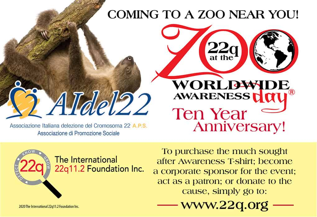 22q at the Zoo –Edizione 2020