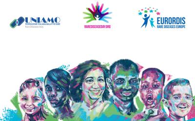 28 febbraio 2021 – Celebrata la Giornata Internazionale delle Malattie Rare