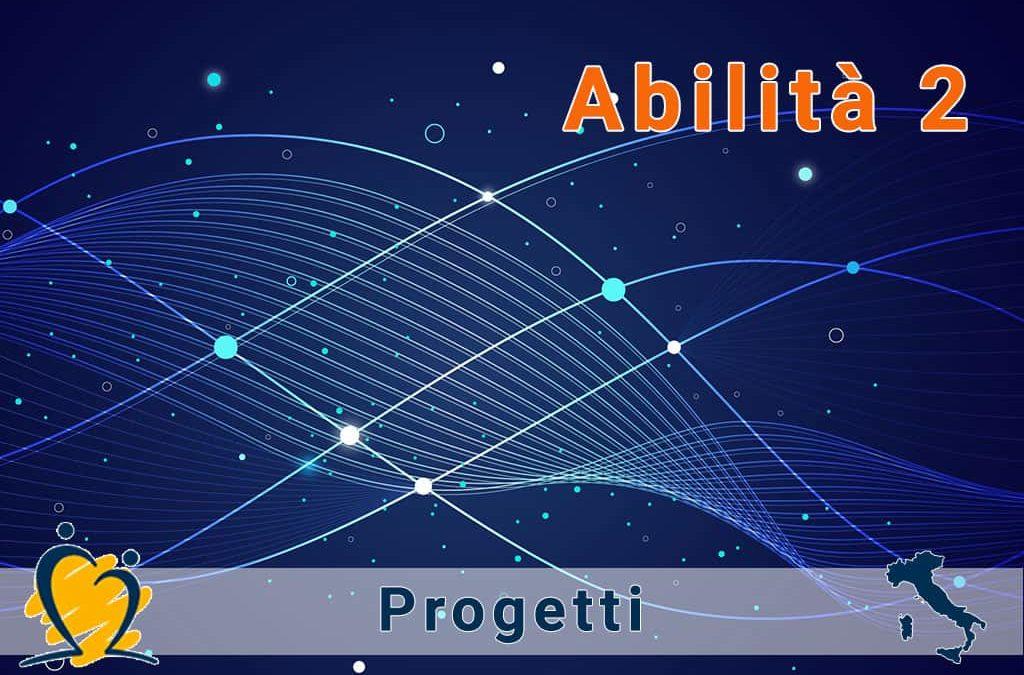 """PARTE IL PROGETTO """"ABILITA2"""""""
