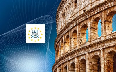22q11 Europe a Roma