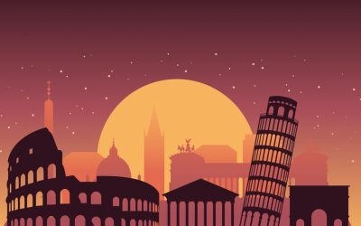 22/11: festeggiamo la Giornata europea Del22, illuminando alcuni monumenti